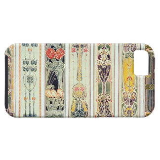 Selection of panel designs, plate IX from 'Modern iPhone 5 Cases
