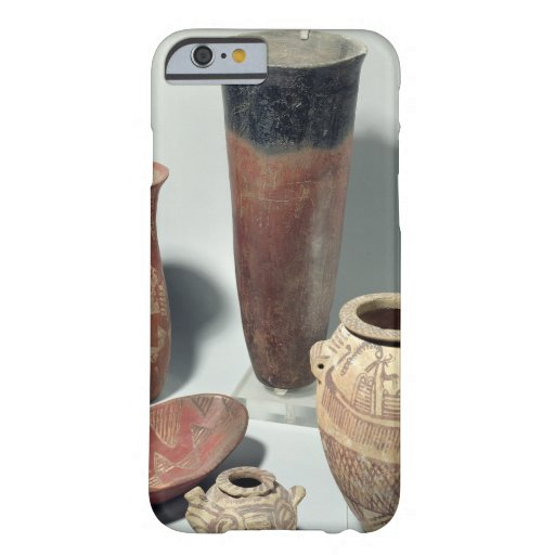 Selection of vases, Naqada I/II Period, 4000-3100 iPhone 6 Case