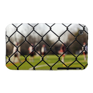 Selective focus on the net iPhone 3 covers