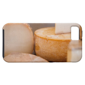 Selective focus photograph of cheeses in cheese iPhone 5 covers