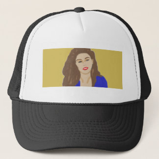 SELENA COLLECTION TRUCKER HAT