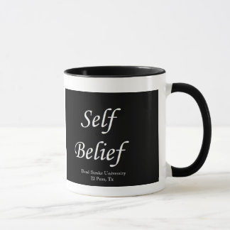 Self Belief Coffee Mug