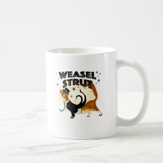 Self Confident Weasel Coffee Mug