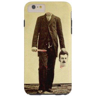 Self- decapitated man tough iPhone 6 plus case