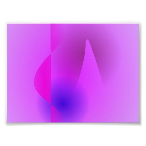 Self-Effacing Abstract Art Photo Art