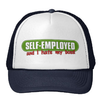 Self Employed Hat