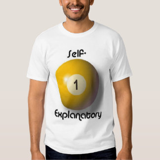 Self-explanatory T Shirts