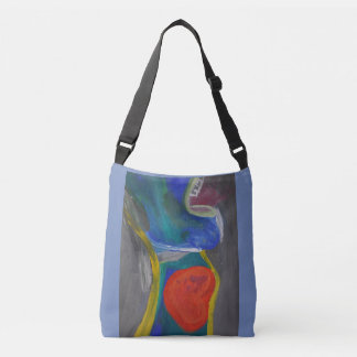 Self-fulfilling prophecy crossbody bag
