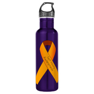 Self-Injury Awareness 710 Ml Water Bottle