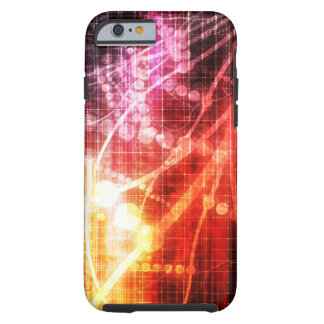 Self Learning Technology Artificial Intelligence Tough iPhone 6 Case
