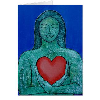 Self Love Greetings Card