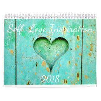Self-Love Inspiration 2018 Calendar