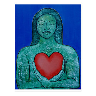 Self Love Postcard