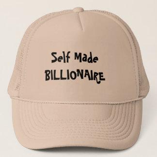 Self Made BILLIONAIRE Trucker Hat