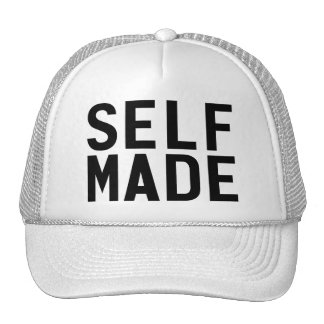 Self Made Independent Trucker Hats