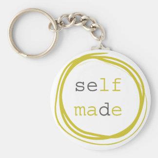 Self Made Super Star Key Ring