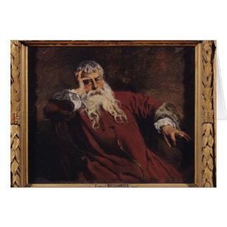 Self Portrait, 1889 Card
