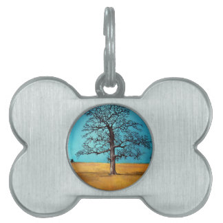 Self Portrait 1 Pet ID Tag