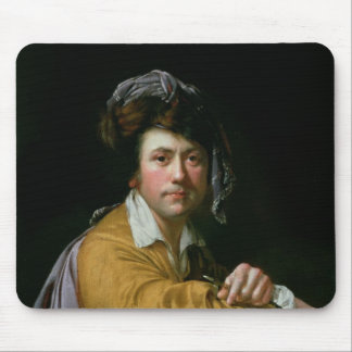 Self Portrait at the age of about Forty, c.1772-3 Mouse Pad