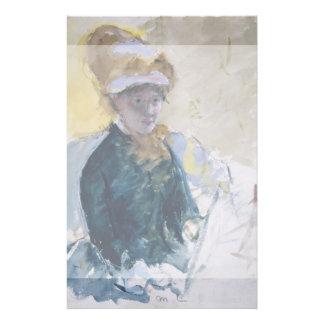 Self-Portrait by Mary Cassatt Flyer