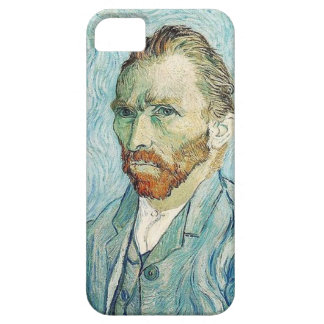 Self Portrait by Van Gogh iPhone 5 Cover