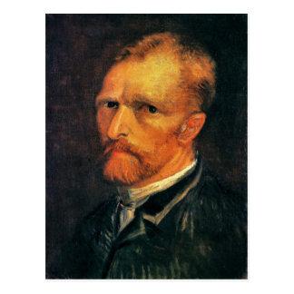 Self Portrait by Vincent van Gogh 1886 Postcard