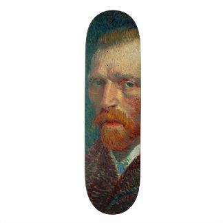 Self Portrait by Vincent Van Gogh 1887 21.6 Cm Old School Skateboard Deck