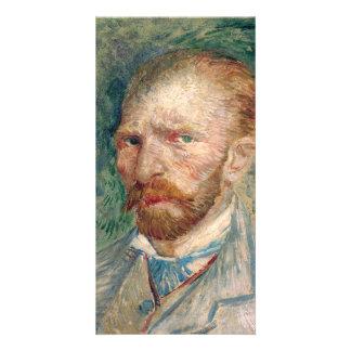 Self-Portrait by Vincent Van Gogh Photo Greeting Card