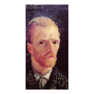 Self-Portrait by Vincent van Gogh Photo Card Template