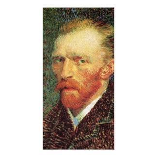 Self-Portrait by Vincent van Gogh Photo Cards