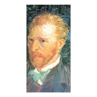 Self-Portrait by Vincent van Gogh Photo Card