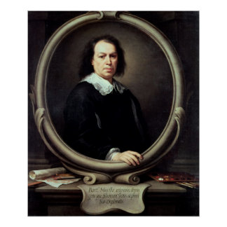 Self portrait, c.1670-73 poster