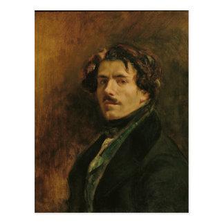 Self Portrait, c.1837 Postcard