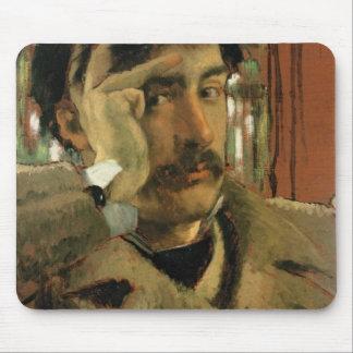 Self portrait, c.1865 mouse pad