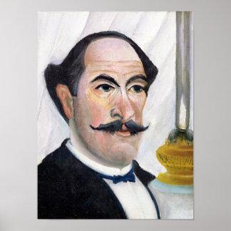 Self portrait, c.1900-03 posters