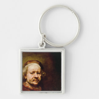Self Portrait in at the Age of 63, 1669 Key Chains