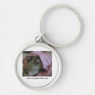 self portrait key chain