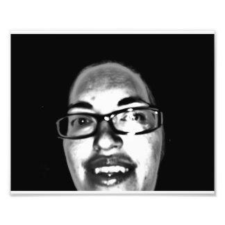 Self-Portrait Photo Print