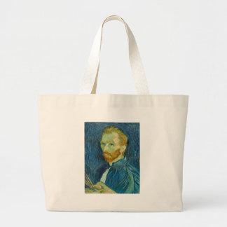 Self-Portrait, Vincent van Gogh Bags