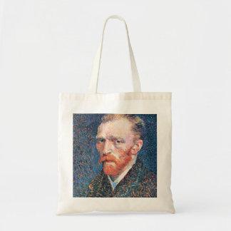 Self-portrait - Vincent van Gogh Bag