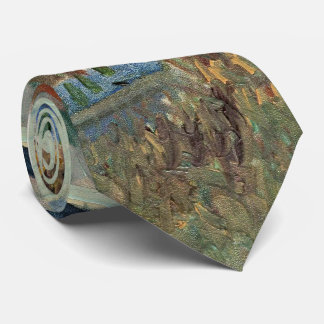 Self-Portrait Vincent van Gogh (F295)Fine Art Tie