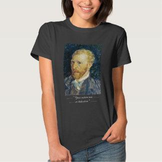Self Portrait Vincent van Gogh fine art painting T Shirts
