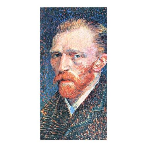 Self-portrait - Vincent van Gogh Photo Cards
