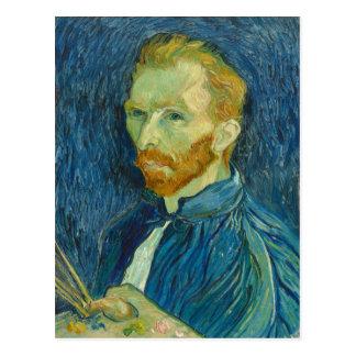 Self-Portrait, Vincent van Gogh Postcard