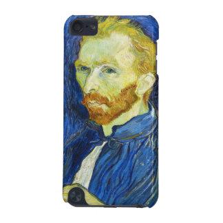 Self Portrait with Pallette vincent van gogh iPod Touch 5G Case