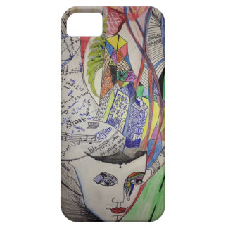 Self Portret iPhone 5 Covers