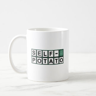 Self Potato Coffee Mug