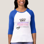 Self-Rescuing Princess T Shirt