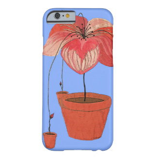 Self-Seeding Potted Plants Barely There iPhone 6 Case