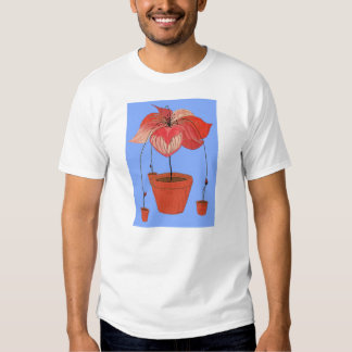 Self-Seeding Potted Plants T Shirt